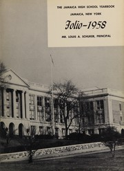 Page 7, 1958 Edition, Jamaica High School - Folio Yearbook (Jamaica, NY) online yearbook collection