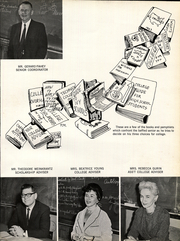 Page 15, 1963 Edition, Jamaica High School - Folio Yearbook (Jamaica, NY) online yearbook collection