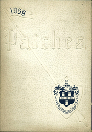 Hewlett High School - Patches Yearbook (Hewlett, NY) online yearbook collection, 1959 Edition, Page 1