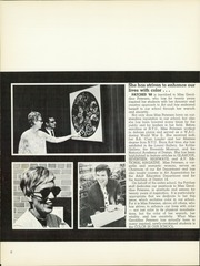 Page 10, 1968 Edition, Hewlett High School - Patches Yearbook (Hewlett, NY) online yearbook collection