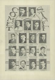 Page 4, 1932 Edition, New Utrecht High School - Comet Yearbook (Brooklyn, NY) online yearbook collection