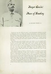 Page 10, 1943 Edition, Brooklyn Technical High School - Blueprint Yearbook (Brooklyn, NY) online yearbook collection