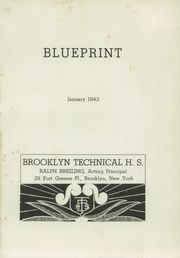 Page 5, 1943 Edition, Brooklyn Technical High School - Blueprint Yearbook (Brooklyn, NY) online yearbook collection