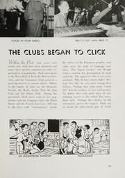 Page 17, 1945 Edition, Brooklyn Technical High School - Blueprint Yearbook (Brooklyn, NY) online yearbook collection