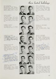 Page 67, 1945 Edition, Brooklyn Technical High School - Blueprint Yearbook (Brooklyn, NY) online yearbook collection