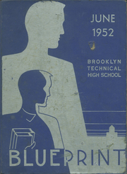 Brooklyn Technical High School - Blueprint Yearbook (Brooklyn, NY) online yearbook collection, 1952 Edition, Page 1