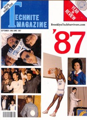 Brooklyn Technical High School - Blueprint Yearbook (Brooklyn, NY) online yearbook collection, 1987 Edition, Page 1
