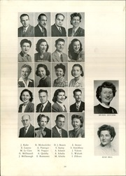 Page 14, 1948 Edition, Long Beach High School - Echo Yearbook (Long Beach, NY) online yearbook collection