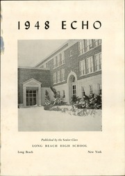 Page 5, 1948 Edition, Long Beach High School - Echo Yearbook (Long Beach, NY) online yearbook collection
