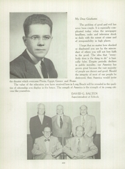 Page 10, 1952 Edition, Long Beach High School - Echo Yearbook (Long Beach, NY) online yearbook collection
