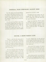 Page 16, 1952 Edition, Long Beach High School - Echo Yearbook (Long Beach, NY) online yearbook collection