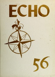 1956 Edition, Long Beach High School - Echo Yearbook (Long Beach, NY)