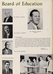Page 8, 1956 Edition, Long Beach High School - Echo Yearbook (Long Beach, NY) online yearbook collection