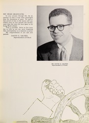 Page 9, 1956 Edition, Long Beach High School - Echo Yearbook (Long Beach, NY) online yearbook collection
