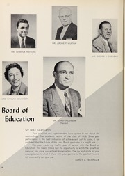 Page 10, 1958 Edition, Long Beach High School - Echo Yearbook (Long Beach, NY) online yearbook collection