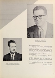 Page 11, 1958 Edition, Long Beach High School - Echo Yearbook (Long Beach, NY) online yearbook collection