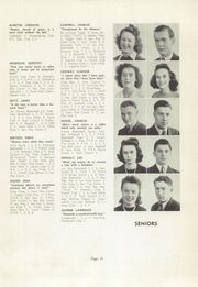 Page 17, 1942 Edition, Attica High School - Torch Yearbook (Attica, NY) online yearbook collection