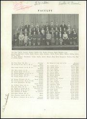 Page 10, 1950 Edition, Attica High School - Torch Yearbook (Attica, NY) online yearbook collection