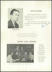 Page 12, 1950 Edition, Attica High School - Torch Yearbook (Attica, NY) online yearbook collection