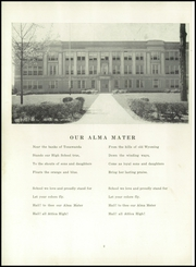 Page 6, 1950 Edition, Attica High School - Torch Yearbook (Attica, NY) online yearbook collection