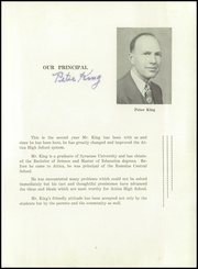 Page 9, 1950 Edition, Attica High School - Torch Yearbook (Attica, NY) online yearbook collection