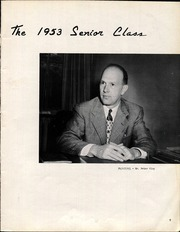 Page 13, 1953 Edition, Attica High School - Torch Yearbook (Attica, NY) online yearbook collection