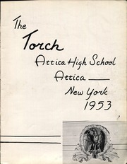 Page 7, 1953 Edition, Attica High School - Torch Yearbook (Attica, NY) online yearbook collection