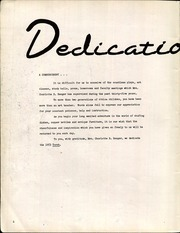 Page 8, 1953 Edition, Attica High School - Torch Yearbook (Attica, NY) online yearbook collection