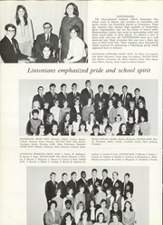 Page 82, 1967 Edition, Linton High School - Lintonaire Yearbook (Schenectady, NY) online yearbook collection