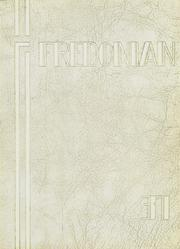 1937 Edition, Fredonia High School - Hilltopper Yearbook (Fredonia, NY)