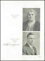 Page 17, 1937 Edition, Fredonia High School - Hilltopper Yearbook (Fredonia, NY) online yearbook collection