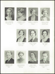 Page 19, 1937 Edition, Fredonia High School - Hilltopper Yearbook (Fredonia, NY) online yearbook collection