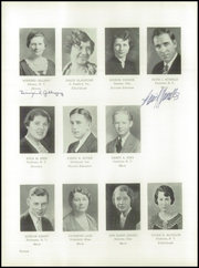 Page 20, 1937 Edition, Fredonia High School - Hilltopper Yearbook (Fredonia, NY) online yearbook collection