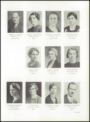 Page 21, 1937 Edition, Fredonia High School - Hilltopper Yearbook (Fredonia, NY) online yearbook collection