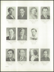 Page 22, 1937 Edition, Fredonia High School - Hilltopper Yearbook (Fredonia, NY) online yearbook collection