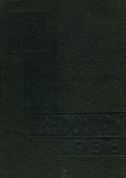 1938 Edition, Fredonia High School - Hilltopper Yearbook (Fredonia, NY)