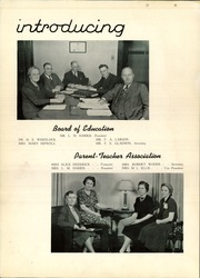 Page 10, 1940 Edition, Fredonia High School - Hilltopper Yearbook (Fredonia, NY) online yearbook collection