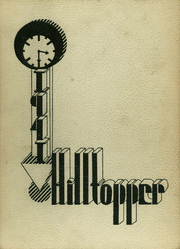 1941 Edition, Fredonia High School - Hilltopper Yearbook (Fredonia, NY)