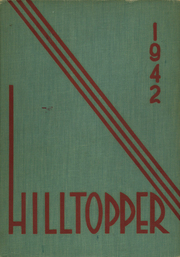 1942 Edition, Fredonia High School - Hilltopper Yearbook (Fredonia, NY)