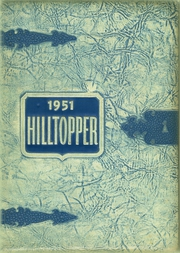 1951 Edition, Fredonia High School - Hilltopper Yearbook (Fredonia, NY)