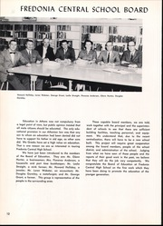 Page 16, 1960 Edition, Fredonia High School - Hilltopper Yearbook (Fredonia, NY) online yearbook collection