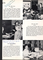 Page 19, 1960 Edition, Fredonia High School - Hilltopper Yearbook (Fredonia, NY) online yearbook collection