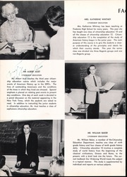 Page 20, 1960 Edition, Fredonia High School - Hilltopper Yearbook (Fredonia, NY) online yearbook collection