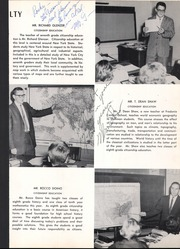 Page 21, 1960 Edition, Fredonia High School - Hilltopper Yearbook (Fredonia, NY) online yearbook collection
