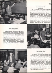 Page 22, 1960 Edition, Fredonia High School - Hilltopper Yearbook (Fredonia, NY) online yearbook collection