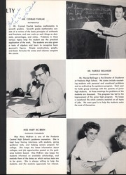 Page 23, 1960 Edition, Fredonia High School - Hilltopper Yearbook (Fredonia, NY) online yearbook collection