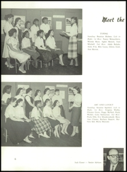 Page 10, 1957 Edition, Central Commercial High School - Hour Glass Yearbook (New York, NY) online yearbook collection