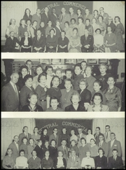 Page 7, 1957 Edition, Central Commercial High School - Hour Glass Yearbook (New York, NY) online yearbook collection