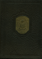 1930 Edition, James Monroe High School - Monrovian Yearbook (Bronx, NY)