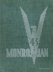 1943 Edition, James Monroe High School - Monrovian Yearbook (Bronx, NY)